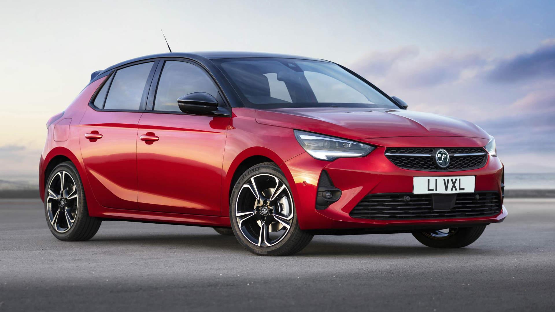 Vauxhall Corsa Elite Nav Motability