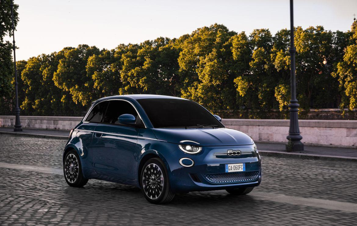 New Fiat Cars Available Across London, Kent And Surrey