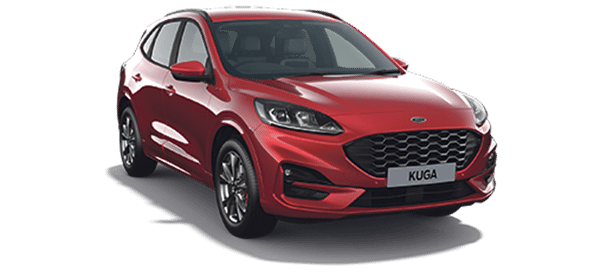 All-New Ford Kuga ST-Line Edition PHEV 2.5 Duratec 225