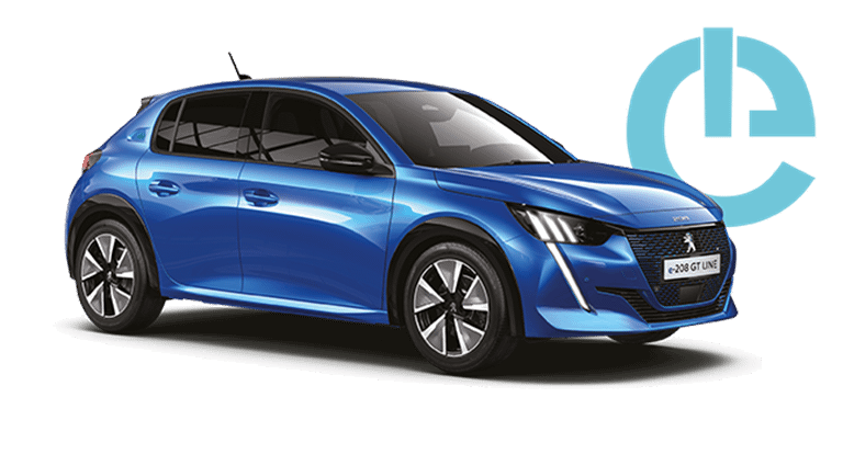 All-new e-208 Allure Electric 50kWh Business Offer