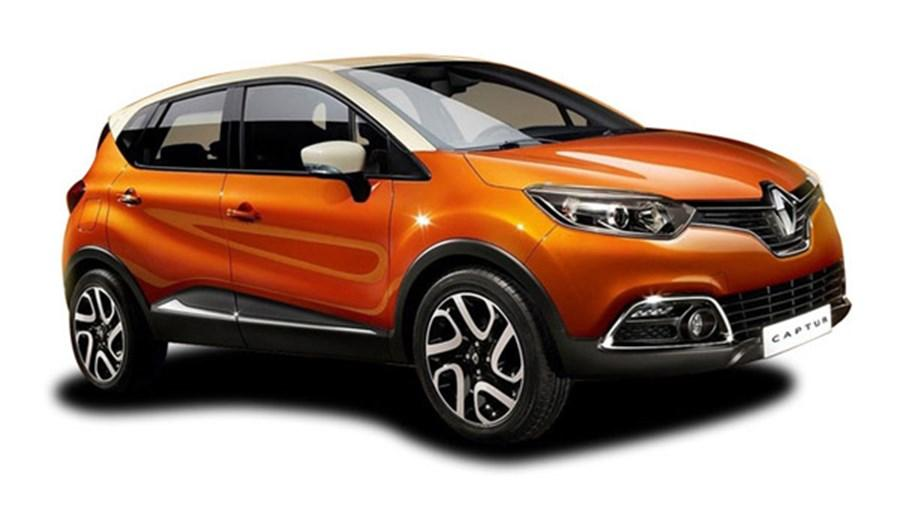Renault New Captur Iconic TCe 140