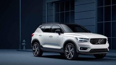 XC40 Personal Contract Hire Offer