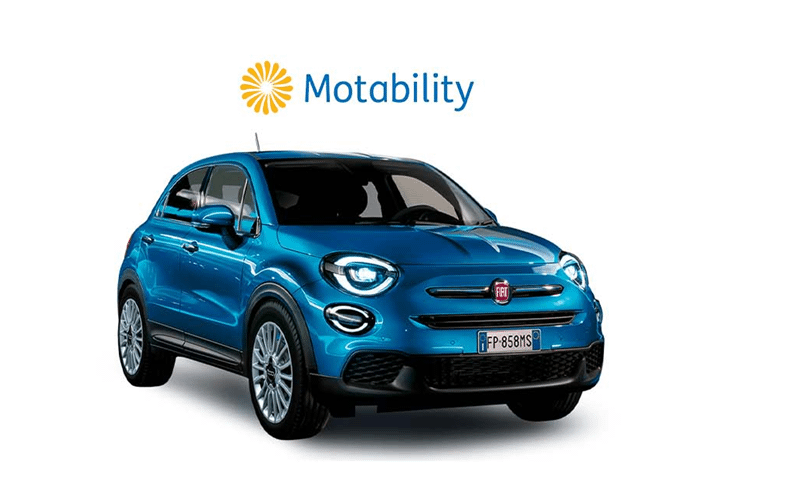 Fiat 500X From £NIL Advance Payment