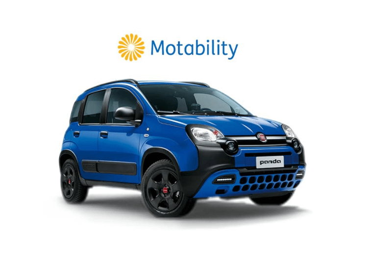 Fiat Panda From £NIL Advance Payment
