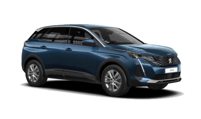 New Peugeot 3008 From £549 Advance Payment