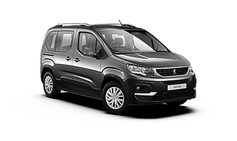 Peugeot Rifter From £599 Advance Payment