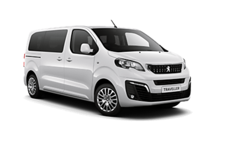 Peugeot Traveller From £3,399 Advance Payment