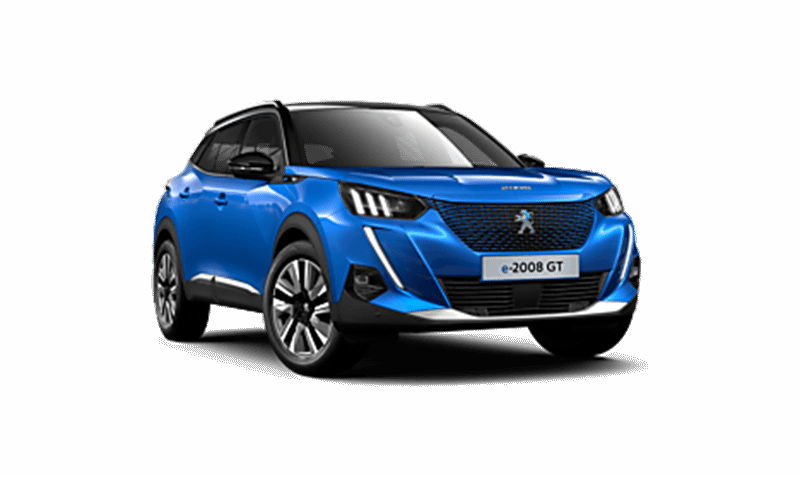 All-New Peugeot e-2008 SUV From £999 Advance Payment