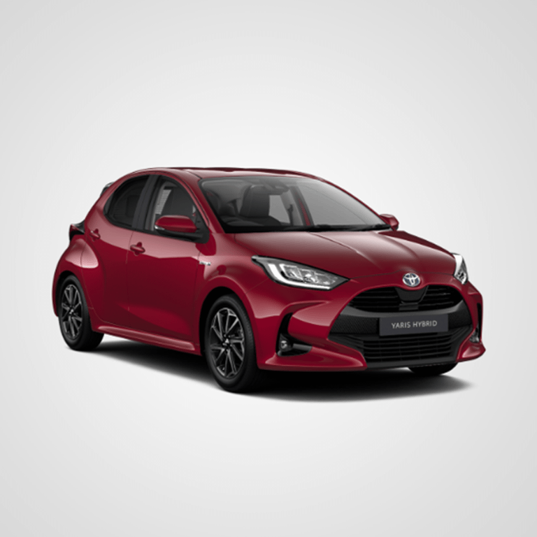New Yaris Hybrid Design
