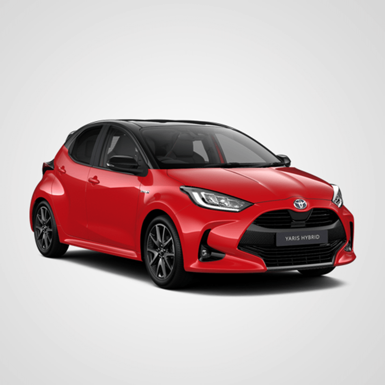 New Yaris Hybrid Launch Edition