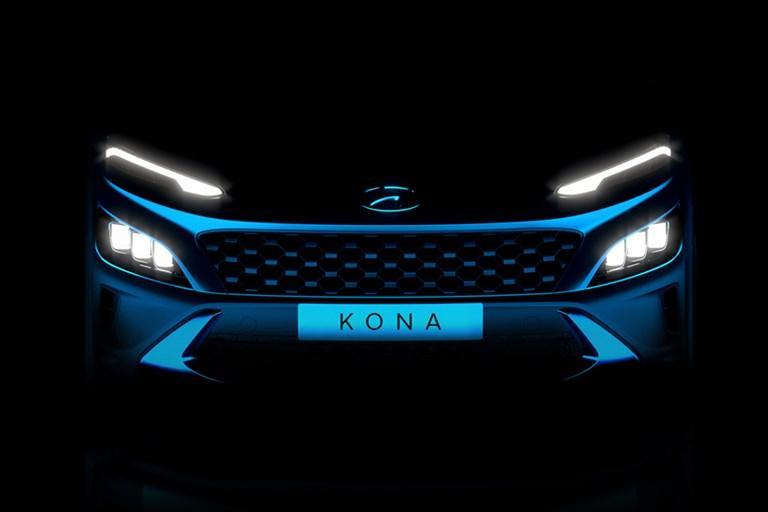 Hyundai Motor teases sharp new Kona and Kona N Line SUVs