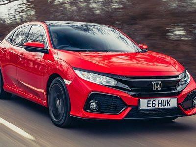 Honda Civic Prestige Business Lease Offer
