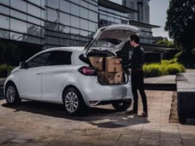 Renault Business - Zoe Van - Contract Hire