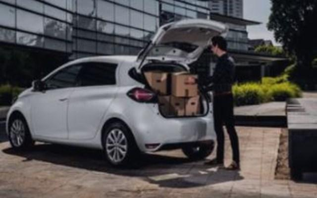 Renault Business - Zoe Van - Contract Hire