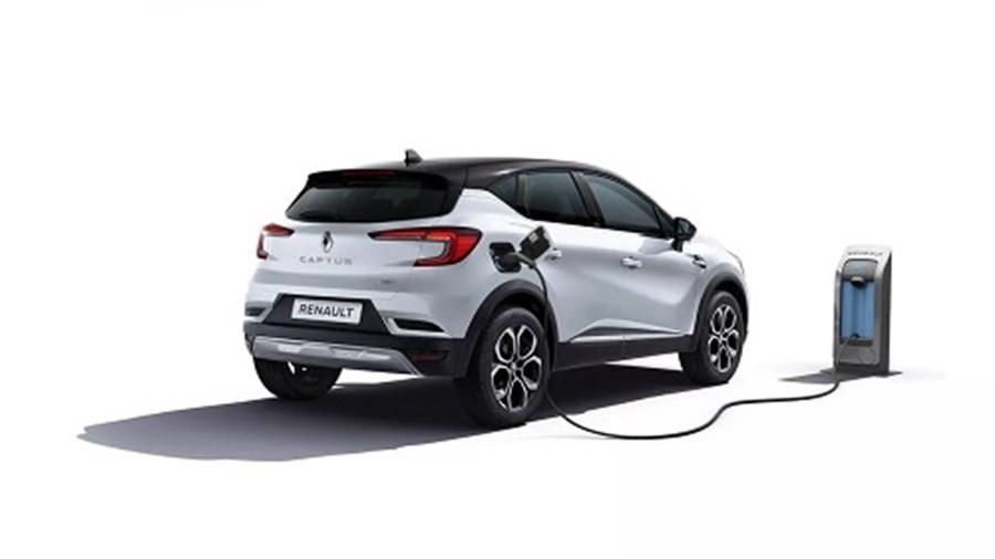 New Renault Captur Launch Edition E-TECH PHEV 160