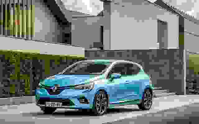 Renault Business - Clio - Contact Hire