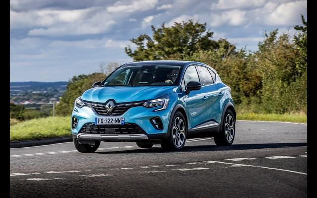 Renault Captur E-TECH Offer