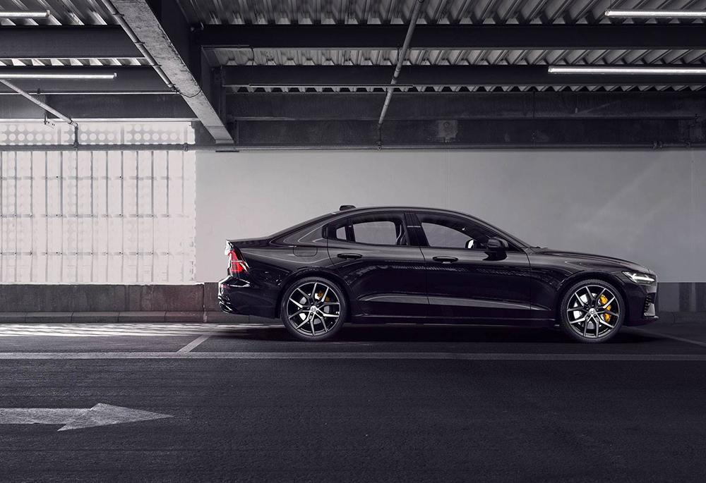 New Volvo Cars