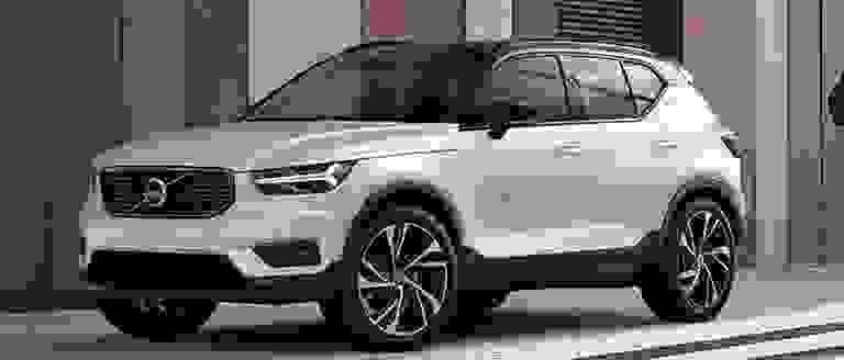 Volvo XC40 Business Offer
