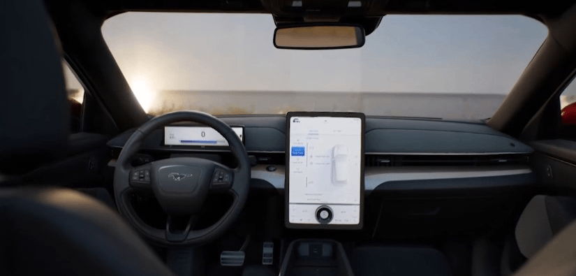New Ford Sync Tech