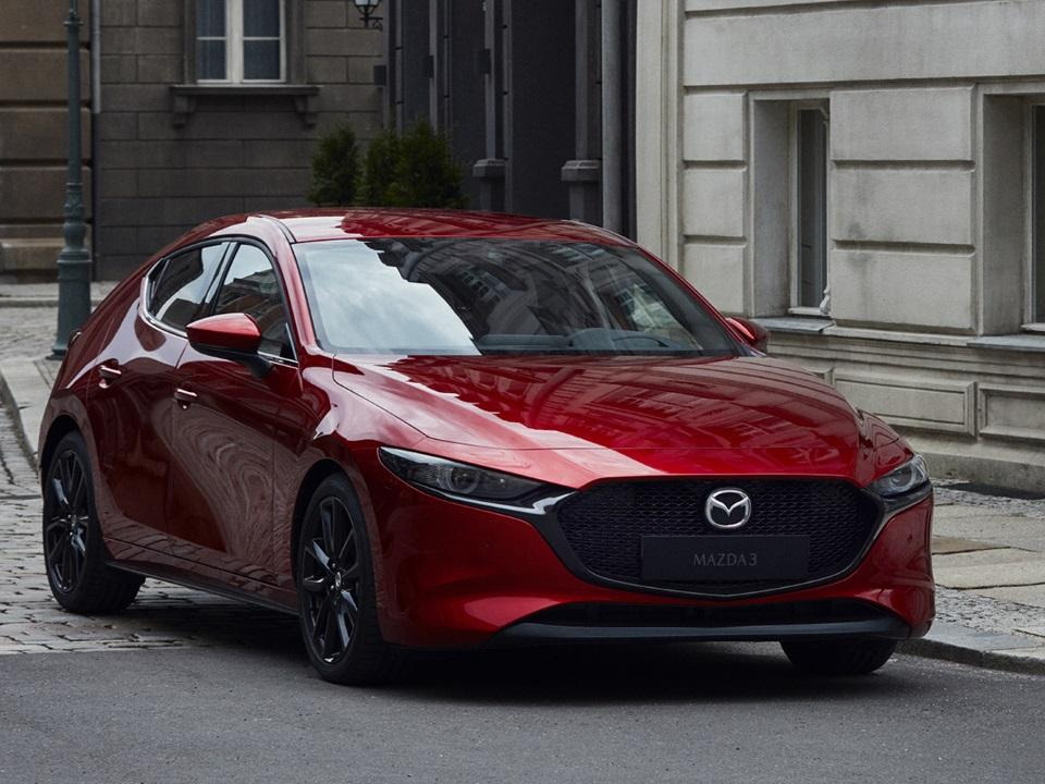 Mazda 3 named as 2020 World Car Design of the Year
