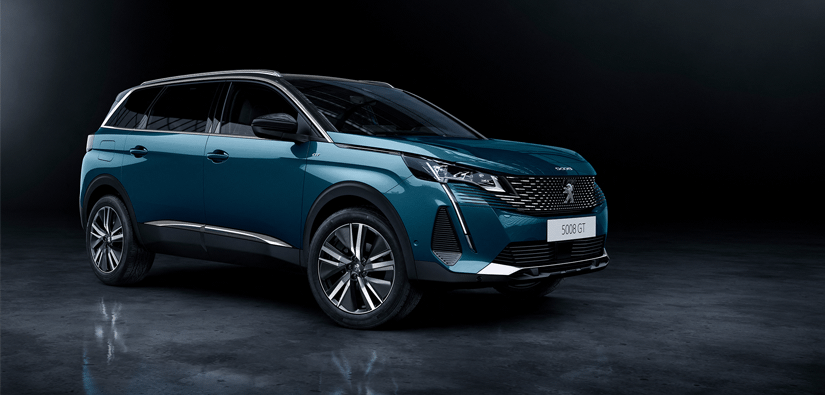 New Peugeot 5008 Coming Soon!