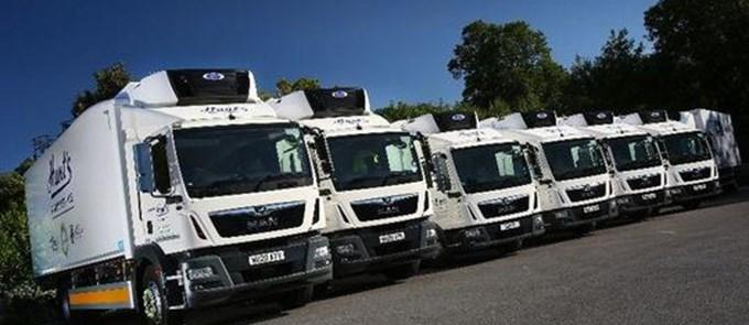 Hunts chills out with Carrier Transicold
