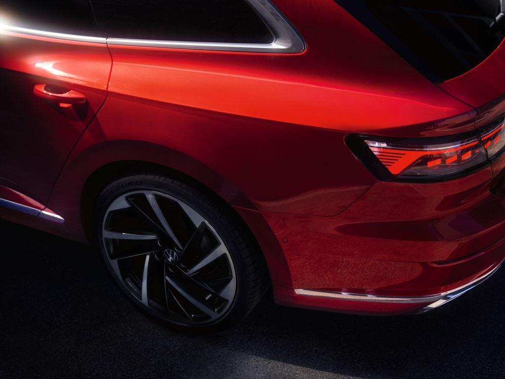Volkswagen Arteon Shooting Brake Alloy Wheel