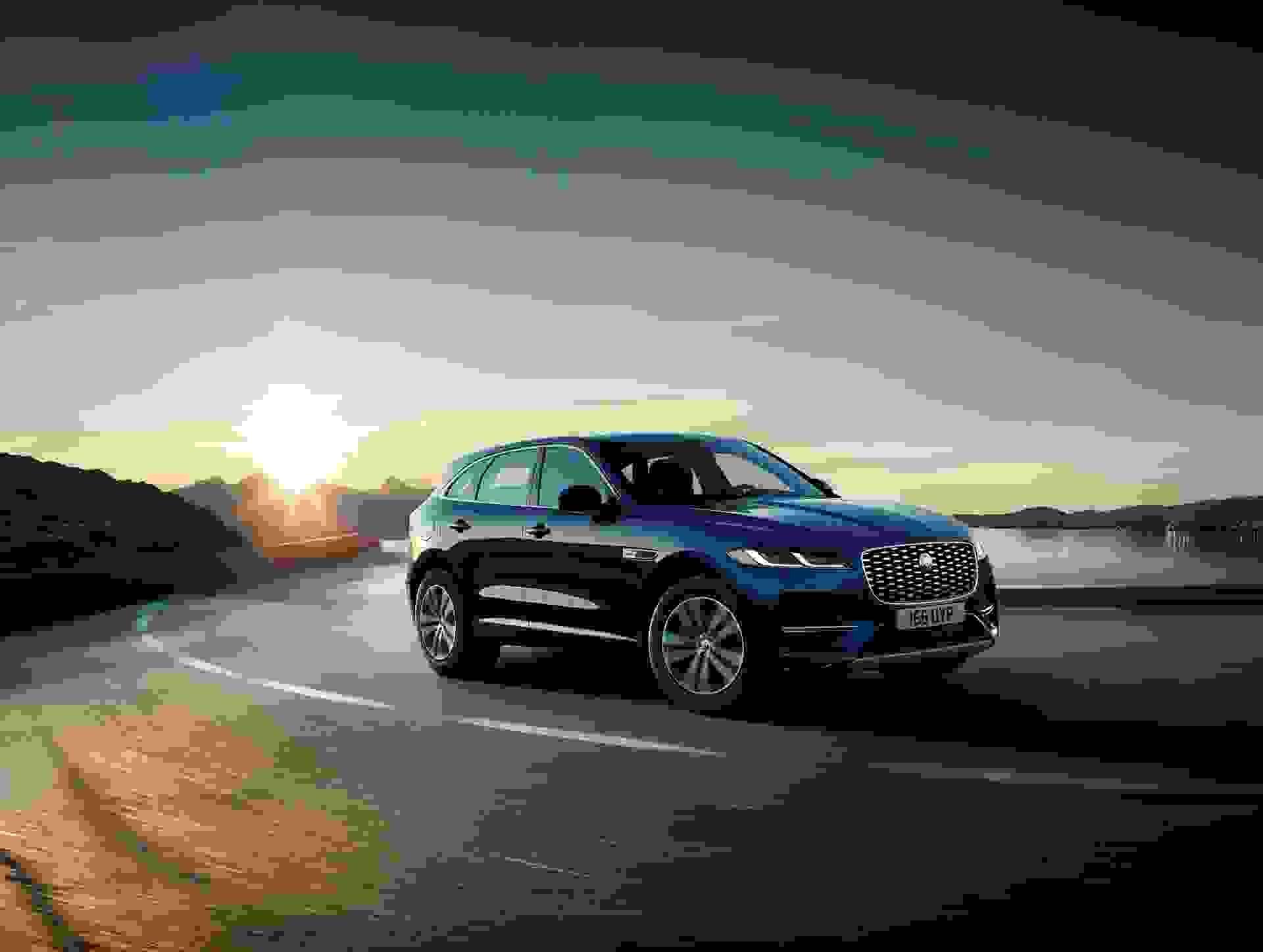 New Jaguar F‑Pace