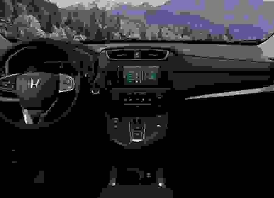 CR-V Hybrid
