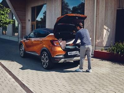 Renault Captur 0% Offer