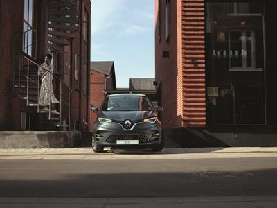 Renault Business - Zoe - Contract Hire