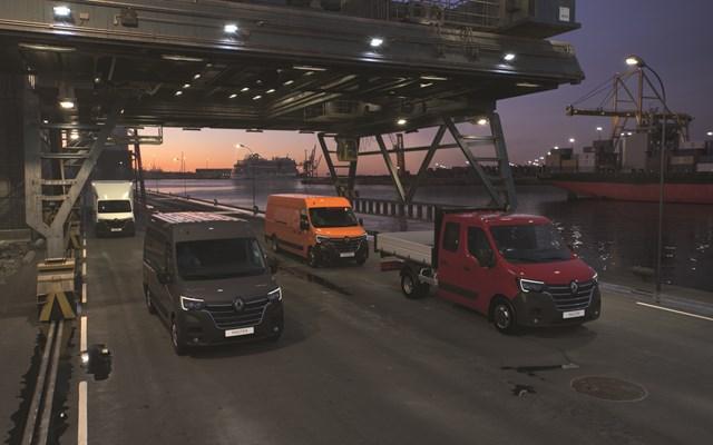Renault Business - Master Conversions - LP
