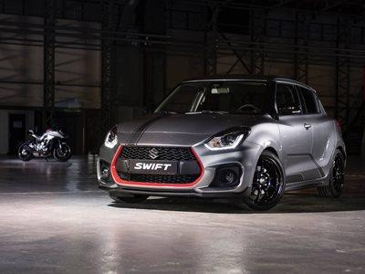 Suzuki Swift Hybrid Business Lease Offer