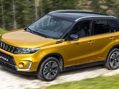 Suzuki Vitara Hybrid Business Lease Offer