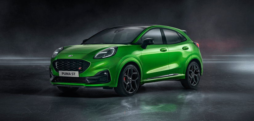 Discover the new Ford Puma ST