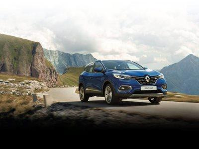 Renault Kadjar Business Lease Offer