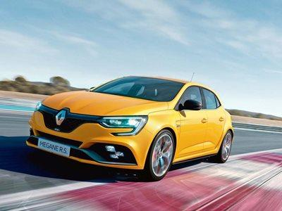 Renault Megane R.S  Business Lease Offer