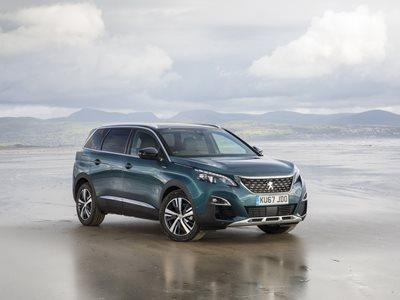 Peugeot 5008 Business Lease Offer