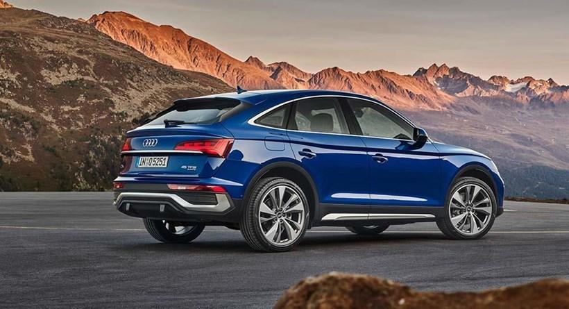 New Audi Q5 Sportback