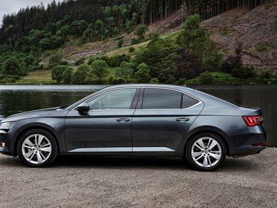 Skoda Superb Business Lease Offer