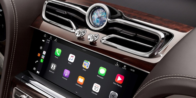 New Bentayga V8