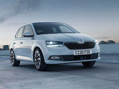 Skoda Fabia Business Lease Offer