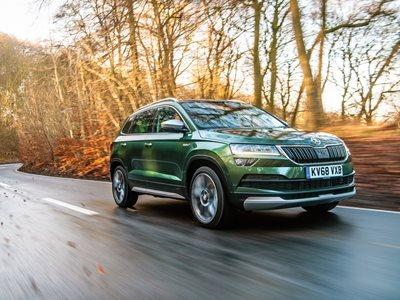 Skoda Karoq Business Lease Offer