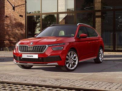 Skoda Kamiq Business Lease Offer