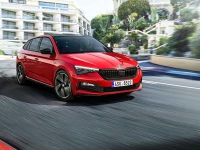 Skoda Scala Business Lease Offer