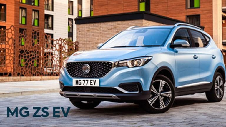 MG ZS EV Latest Offers