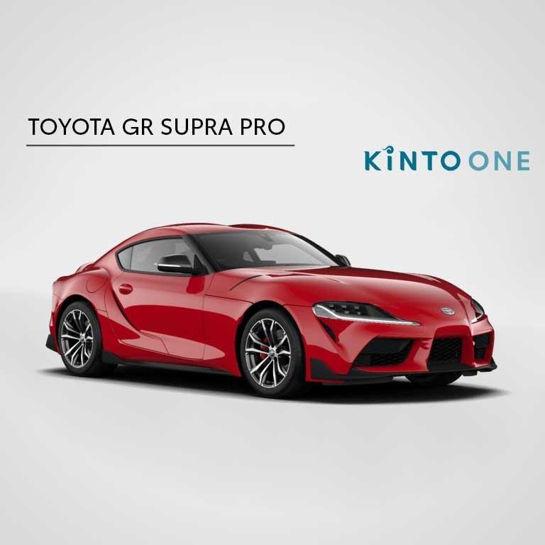 Toyota GR Supra Pro 2.0