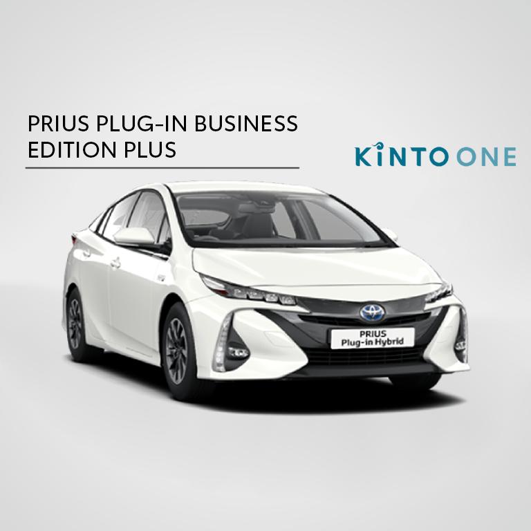 Prius Plug-in Business Edition Plus