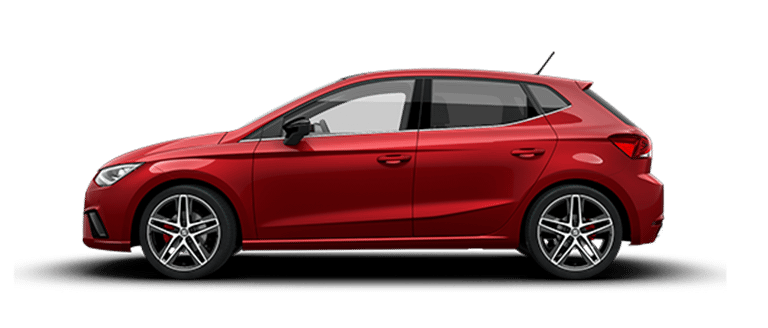 SEAT Ibiza With 1 Year's Free Insurance